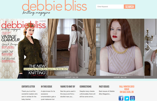 Debbie Bliss Magazine